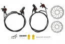 MAGURA MT8 Pair of Disc Brake - Front/Rear with disc 2016