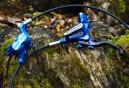 Paire de Freins HOPE Tech 3 X2 Durite Standard Bleu | sans disque ni adaptateur |