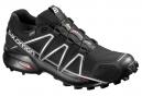 Chaussures de Trail Salomon SPEEDCROSS 4 GTX  Noir