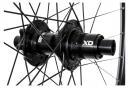 Paire de Roues NOTUBES ZTR Arch MK3 NEO 27.5 | Boost 15x110mm/12x148mm | Corps Sram XD | Noir