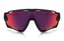 OAKLEY JAWBREAKER Sunglasses Black Red - Prizm Road Ref OO9290-2031