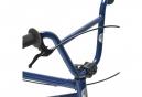 BMX Freestyle UNITED RECRUIT 18'' 2017 Bleu