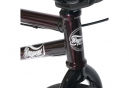 BMX Freestyle UNITED SUPREME 20.25´´ 2017 Trans Red