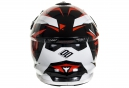 Casco Integral Shot Furious Splinter Blanc / Rouge