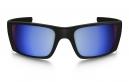 Lunettes OAKLEY FUEL CELL Noir - Bleu Prizm Deep Water Réf OO9096-D8
