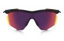 Gafas Oakley M2 FRAME XL black purple Prizm Road