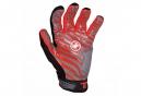Gants CASTELLI CW 6.0 CROSS Noir Rouge