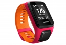Montre GPS Tomtom RUNNER 3 CARDIO + MUSIC Bracelet Fin Orange / Rose