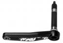 RACE FACE Manivelles sans plateaux CHESTER manivelles 170 mm + Boitier - Noir