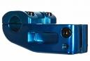 SUNDAY FREEZE Top Load Stem 52mm Trans Blue