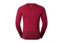 Maillot Manches Longues ODLO QUAGG Rouge