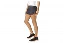 Short de Sport Femme adidas running SUPERNOVA GLIDE Gris