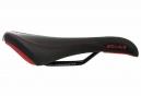 SDG Saddle BEL AIR Steel Black/Red