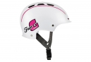 CASCO Casco Juventud FUN-GENERATION White Pink