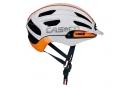 Casque CASCO FULL AIR RCC Blanc Orange
