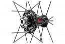 Paire de Roues FULCRUM Racing 5 Disc | Corps Shimano/Sram | Noir