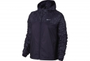 Veste Femme Nike SHIELD FLASH violet