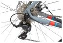 Gravel Bike Saracen HACK 01 Shimano Sora 9V 2017 Gris / Rouge