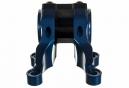 Potence Direct Mount CHROMAG DIRECTOR Bleu Noir