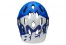Casque BELL SUPER 3R MIPS Bleu Blanc