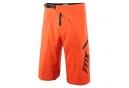 FOX Short DEMO Freeride Orange Fluo