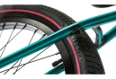BMX Freestyle FIT Mac 1 Trans Teal 2017