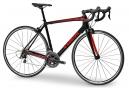 Vélo de Route Trek Emonda S5 Shimano 105 11V 2017 Noir / Rouge