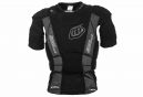 TROY LEE DESIGNS Short Sleeves Protection Jacket 7850 Black