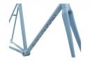 BLB Viper Aluminium Frameset Blue
