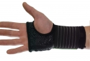 Shadow Revive Wrist Support Black