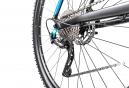 Vélo Complet 2017 CUBE Attention 27.5´´ Shimano XT 10V Gris/Bleu