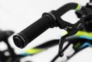 BMX Race Inspyre Evo Pro XL Noir / Jaune 2017