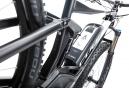 VTT Électrique tout-suspendu Cube Stereo Hybrid 120 HPA SL Shimano XT M8000 11V 27.5'' Plus Noir / Blanc 2017