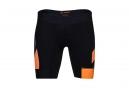 Short de Triathlon ZOOT ULTRA TRI 9´´ Noir Orange Gris