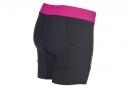 Short de Triathlon Femme ZOOT ACTIVE TRI 6´´ Noir Rose
