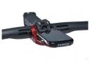 Support Guidon Déporté K-EDGE XL Mount pour Garmin Edge 1000/810/800 Rouge