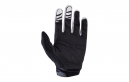 Gants Longs Fox Dirtpaw Race Blanc Noir