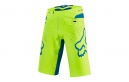 Short Fox FlexAir Jaune Fluo