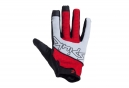 Guantes SPIUK XP Country Rojo Blanco