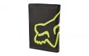 Portefeuille Fox Verve Velcro Noir