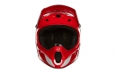 Casque Intégral Fox Rampage Race Rouge Blanc