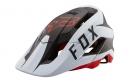 Fox Metah Flow Helmet White Black Red