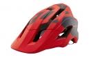 Fox Thresh Helmet Red Black