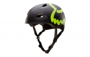 Casque Bol Fox Flight Hardshell Eyecon Noir Jaune