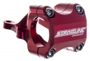 STRAITLINE Potence BOXXER Rouge 0° 50 mm
