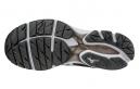 Chaussures de Running Mizuno Wave Rider 20 Blanc / Noir