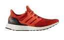 Chaussures de Running adidas running ULTRA BOOST Noir / Orange