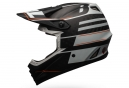 BELL Full face Helmet TRANSFER 9 Matte Black White