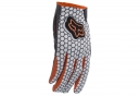Gants Longs Femme Fox Ranger Blanc Orange
