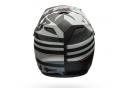 Casque Intégral Bell Full 9 Noir Mat Blanc